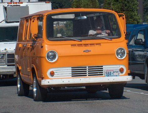 1964 Chevy Van a