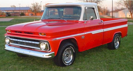 1966 Chevrolet C-K.