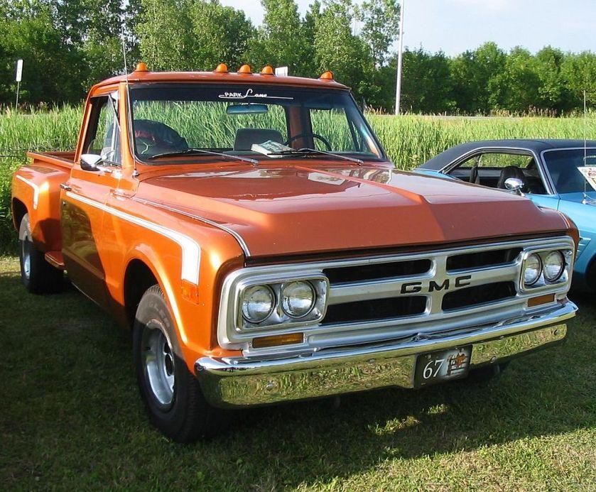 1967 GMC C-K