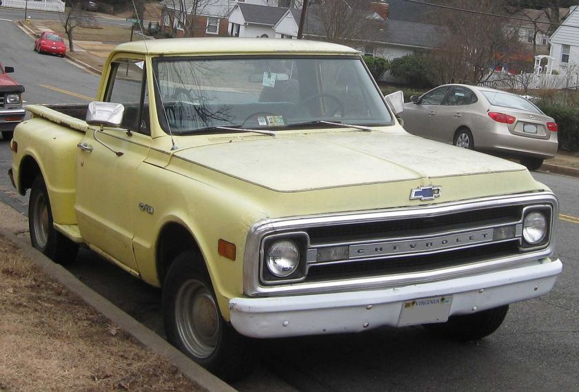 1969-1970 Chevrolet C-10