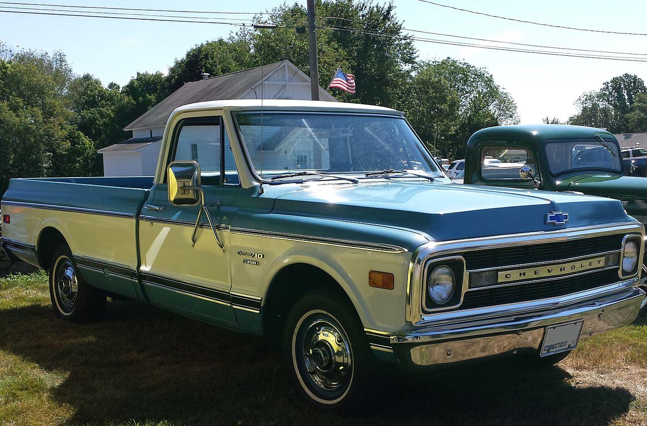 Chevrolet Pickups and Trucks – Myn Transport Blog