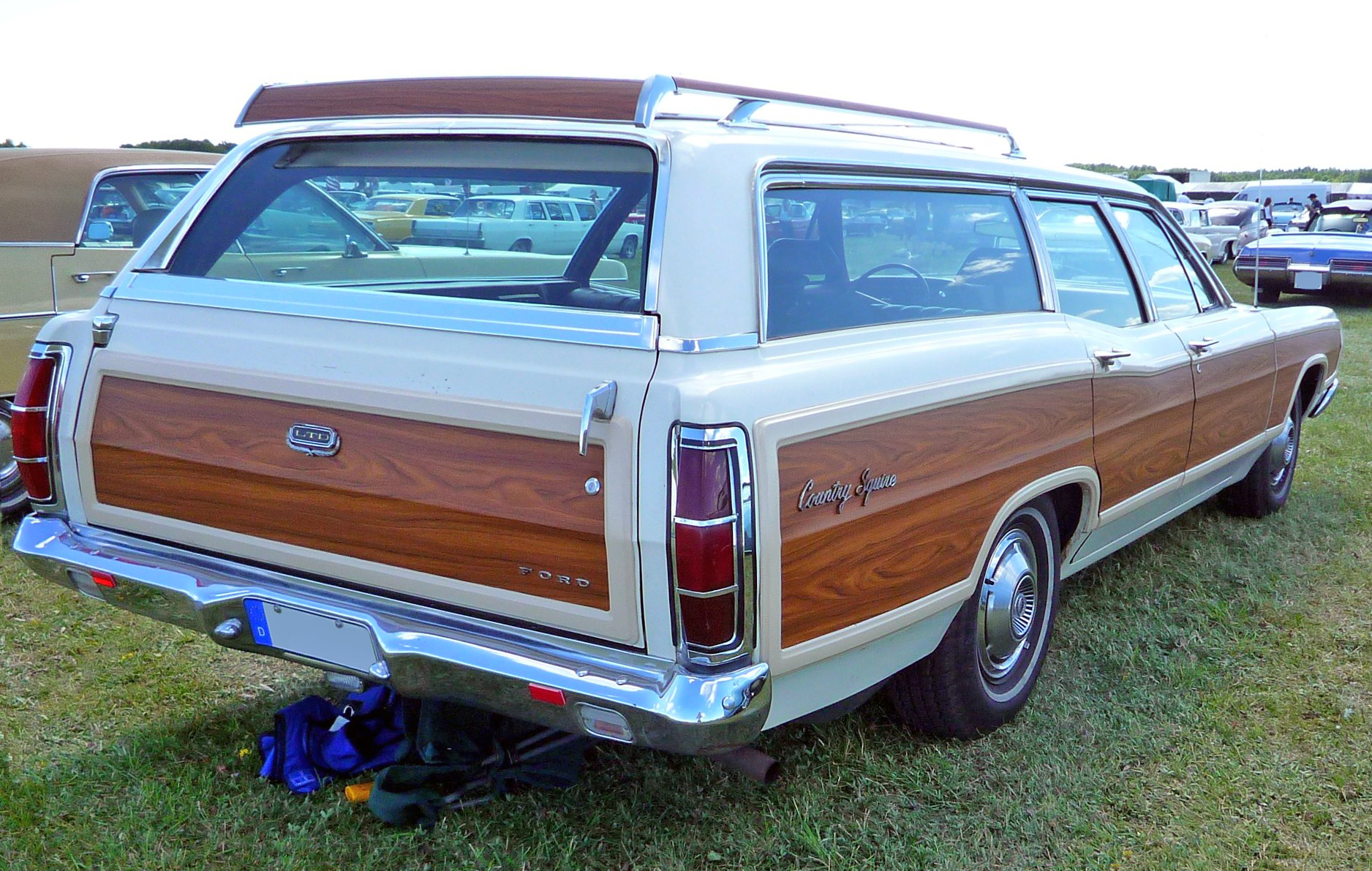 Ford Motor Company Part Xi The Country Squire Myn Transport 1970 Ltd Crown Victoria