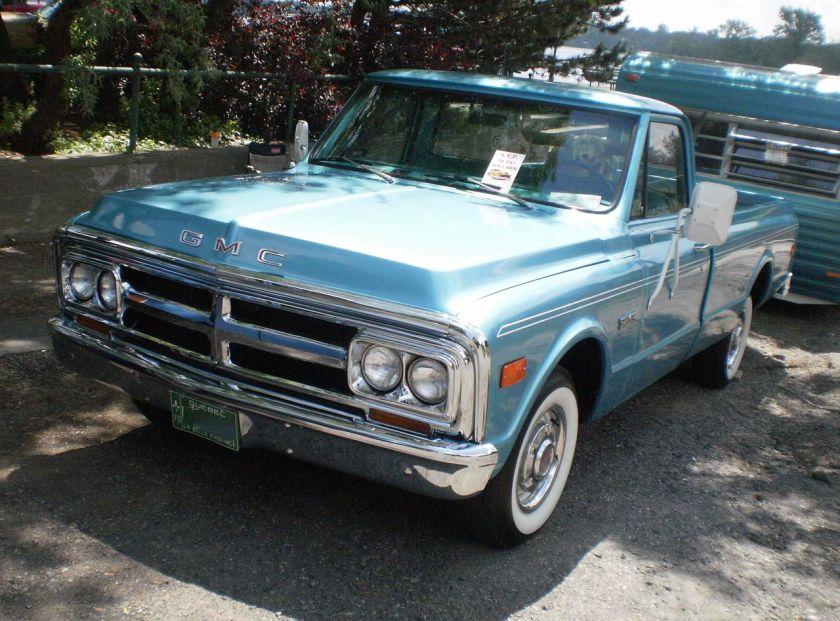 1970 GMC C-K
