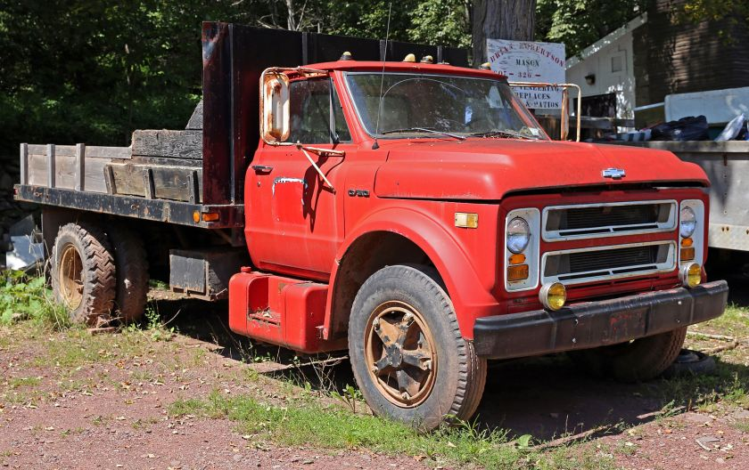 1971 Chevrolet C-50 medium-duty truck