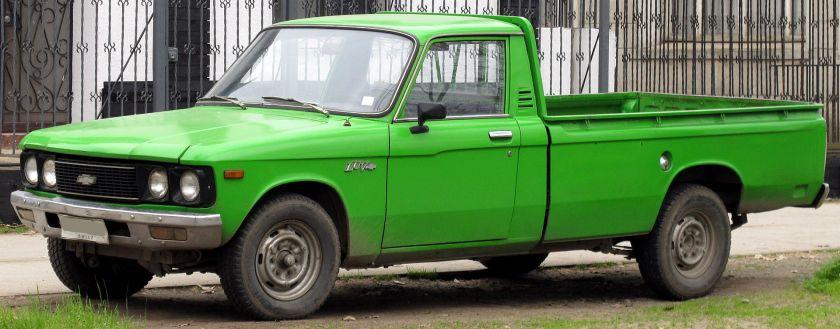 1972-80 1st gen Chevrolet Luv 1600