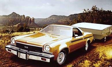 1973 El Camino SS