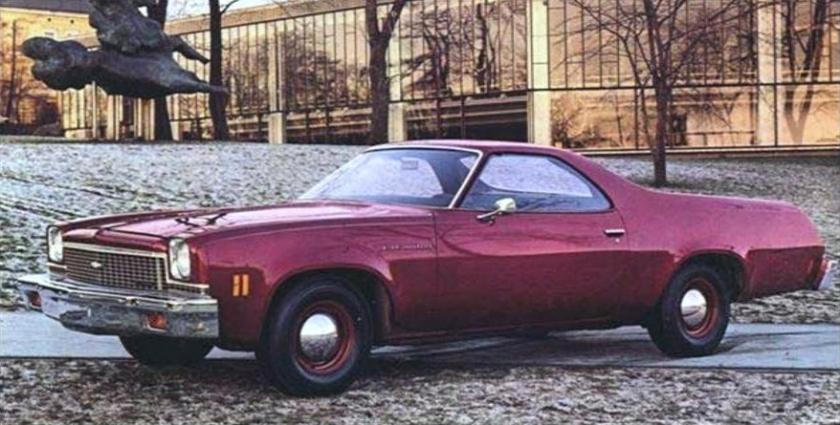 1973 El Camino