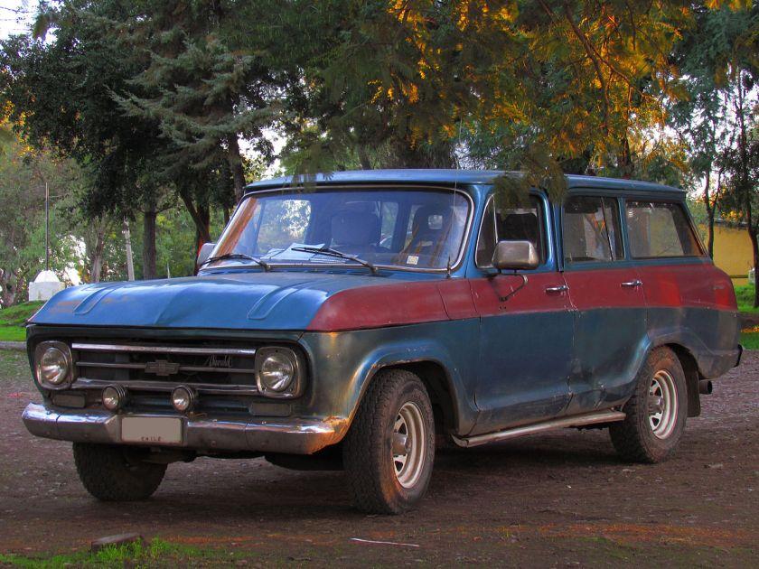 1974 Chevrolet Veraneio