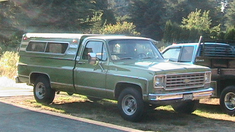 1975-76 Chevy CK71Pickup