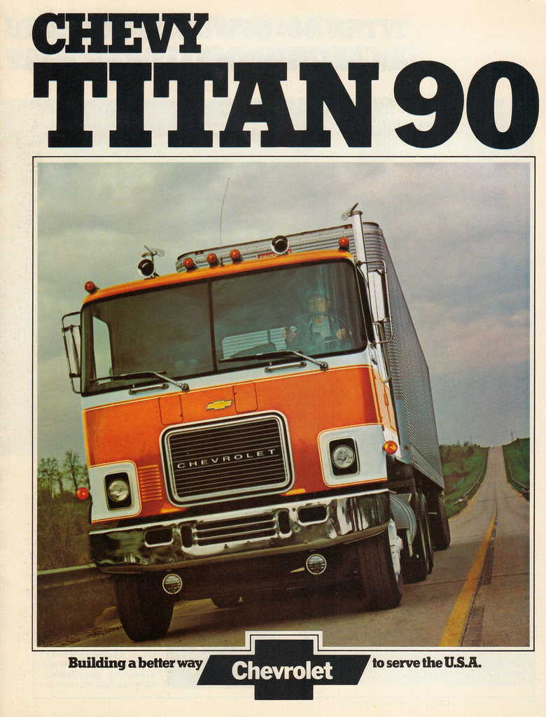 1979 Chevrolet Titan