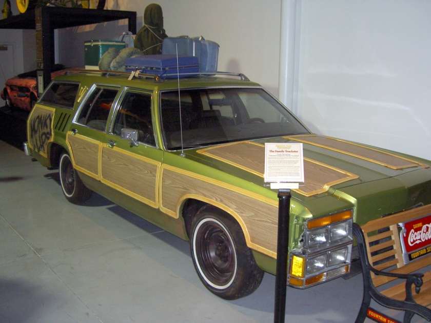 1979 LTD Country Squire used for National Lampoon's Vacation