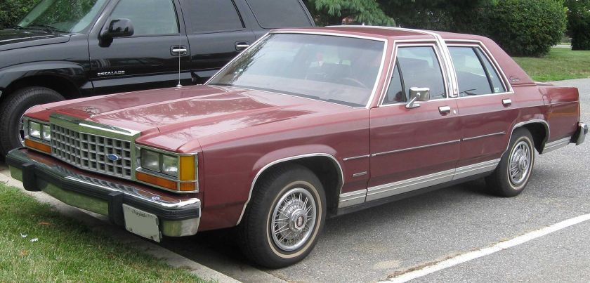 1983–1987 Ford LTD Crown Victoria