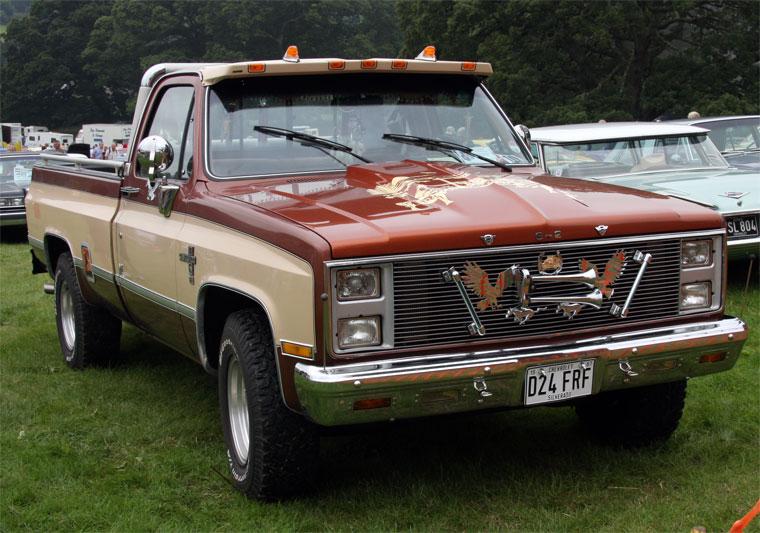 1987 Chevrolet Silvardo