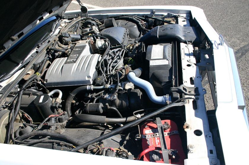 1987 fuel injected engine