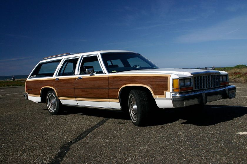 1987 LTD Crown Victoria Country Squire