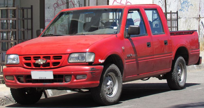 1988-05 Chevrolet Luv 2.2 Work Crew Cab 2006