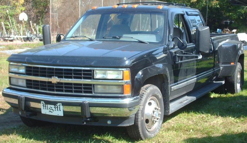1988-94 Chevrolet C-K 3500