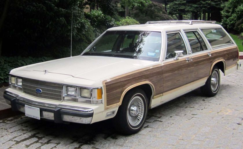 1991 LTD Crown Victoria Country Squire