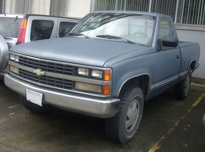 1991–93 Chevrolet C-K