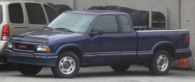 1994–97 GMC Sonoma