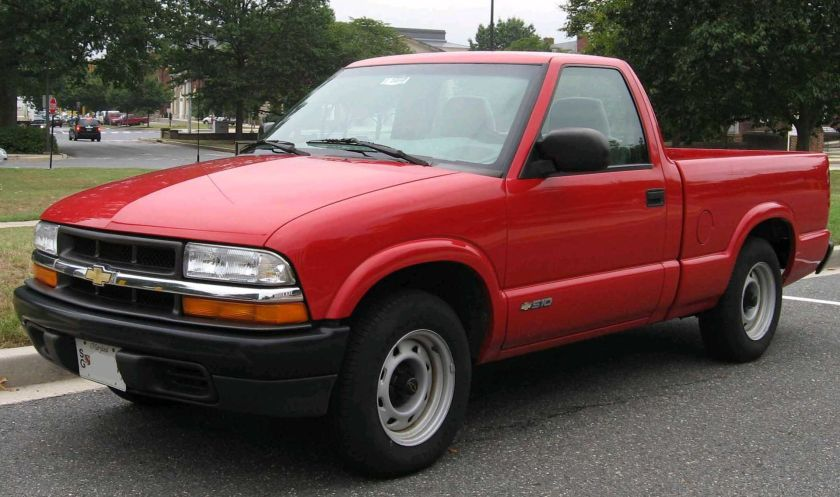 1998-04 Chevrolet S-10