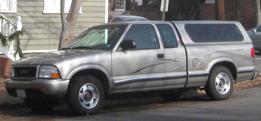 1998–03 GMC Sonoma