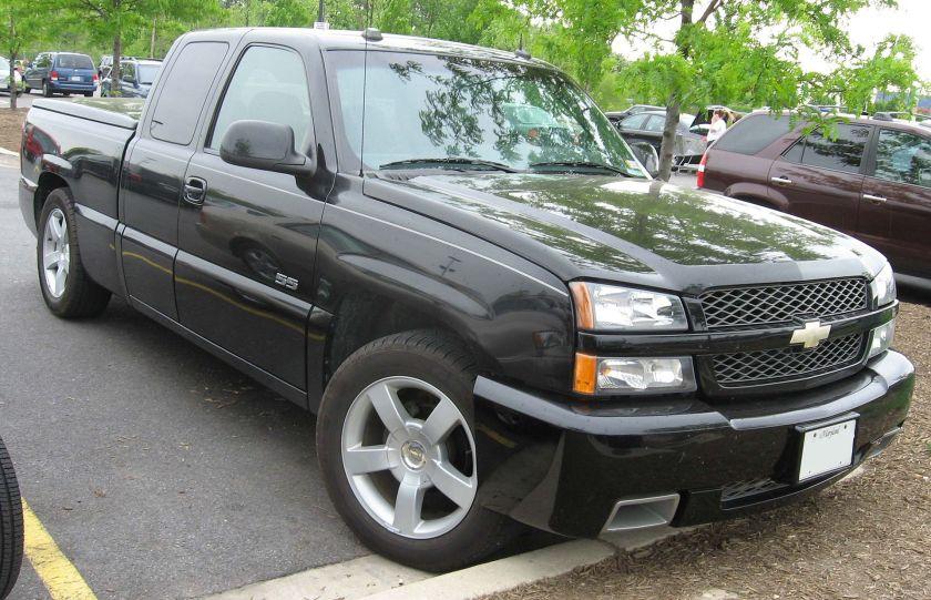2003-05 Chevrolet Silverado SS