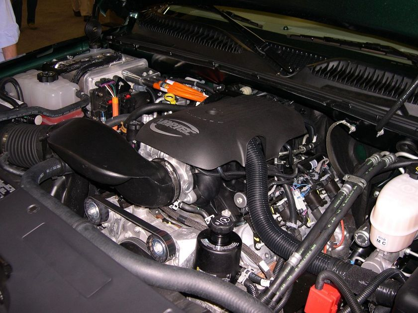 2006 GMC Sierra Hybrid