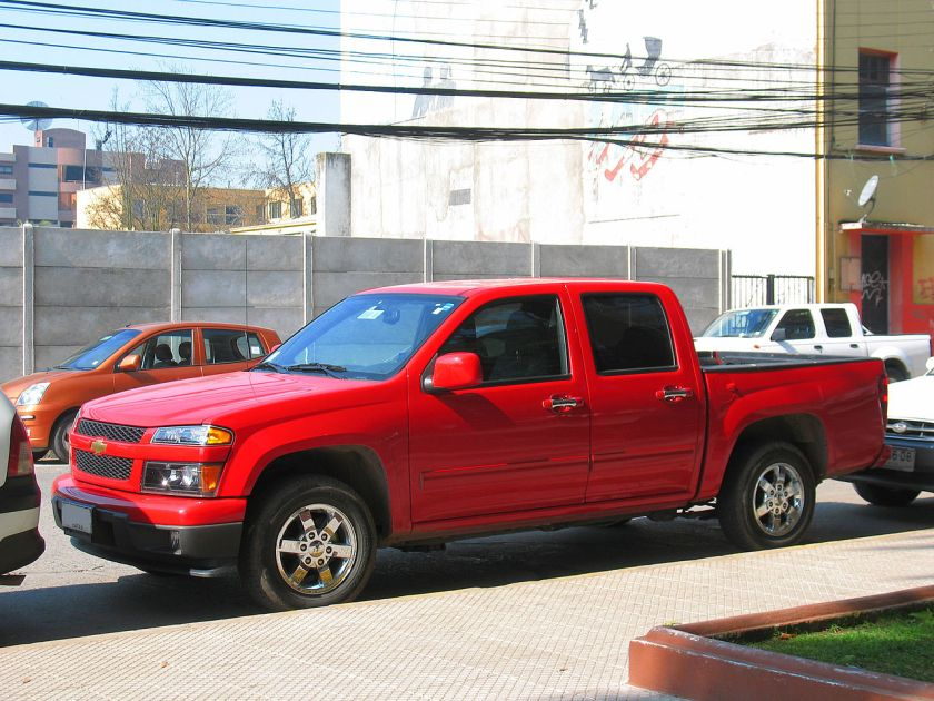 2012 Chevrolet Colorado 2.9 LT