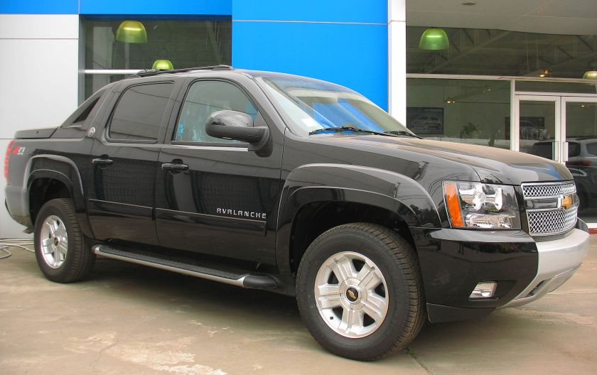 2013 Avalanche Z71 Black Diamond Last Edition