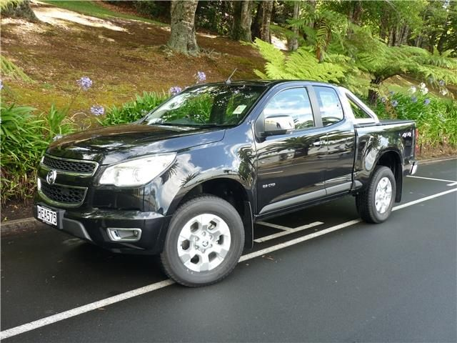 2013 Holden Colorado Cab Plus Utility