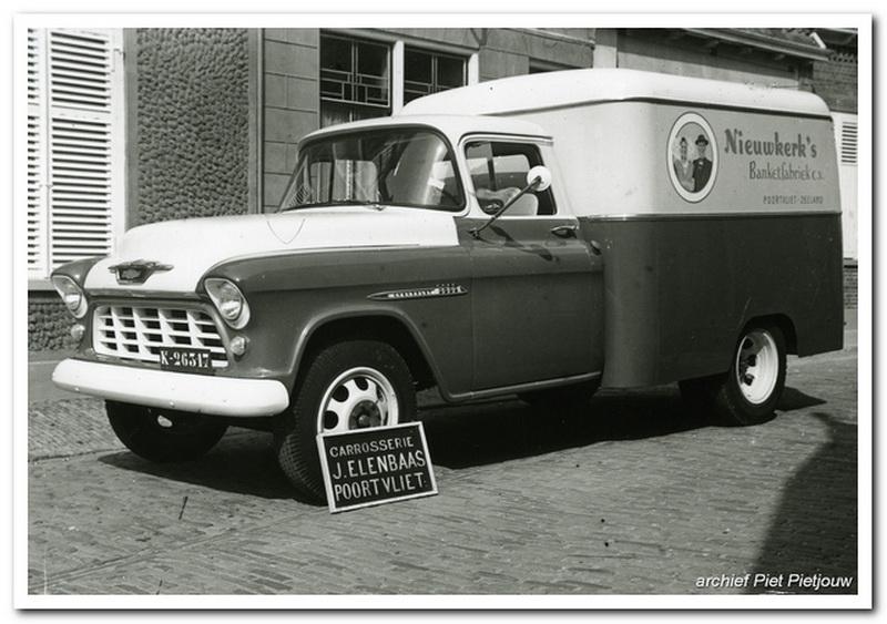 Chevrolet 3800ccNieuwkerk Poortvliet