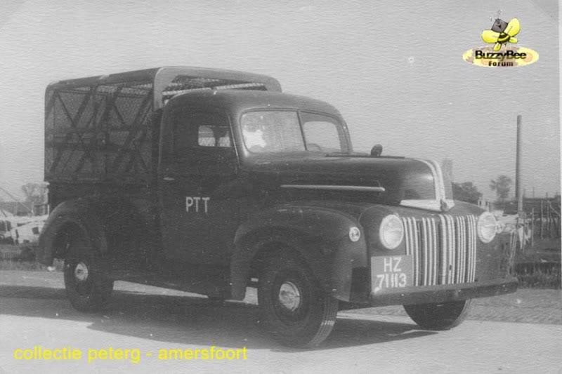 Chevrolet Bestel PTT