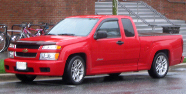 Chevrolet Colorado Xtreme extended cab