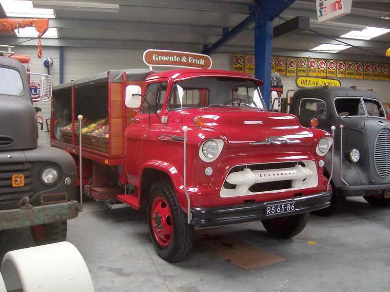 Chevrolet Groentevrachtwagen