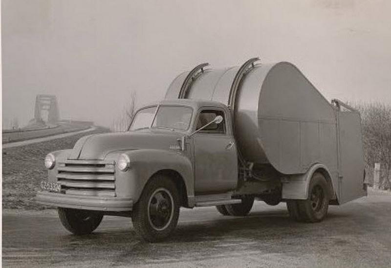 Chevrolet Huisvuilwagen