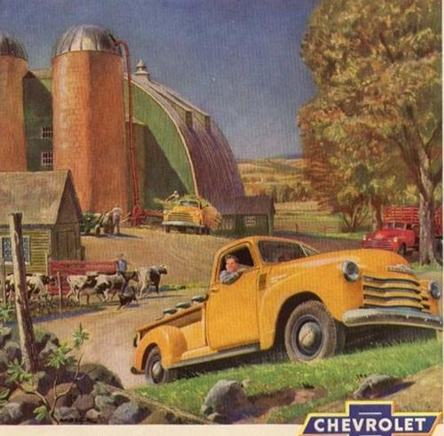 Chevrolet u