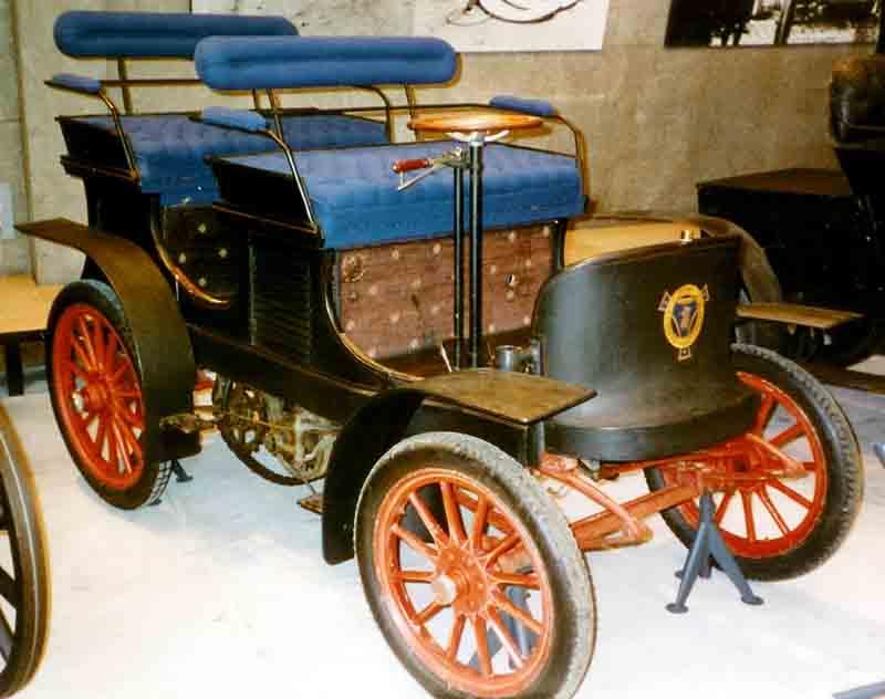 1901 Scania A1