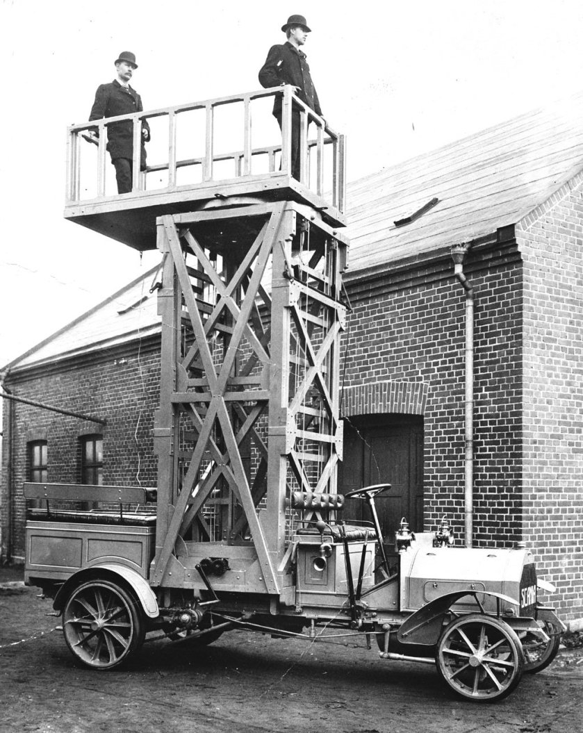 1910 SCANIA IL