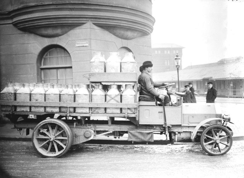 1913 SCANIA-VABIS