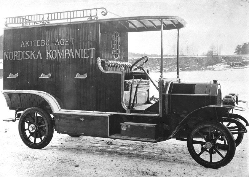 1915 SCANIA-VABIS