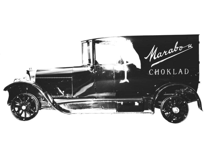 1917 SCANIA-VABIS S3