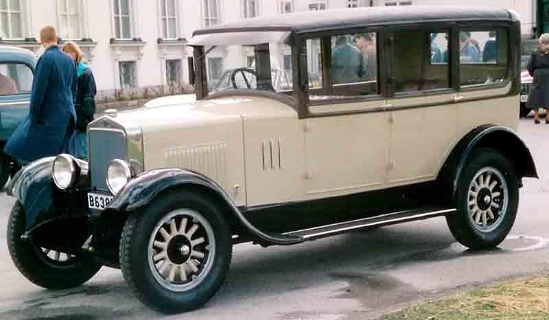 1929 Scania-Vabis 2122