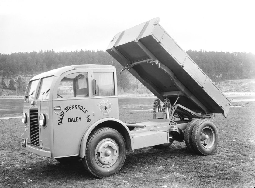 1935 SCANIA-VABIS 34-511