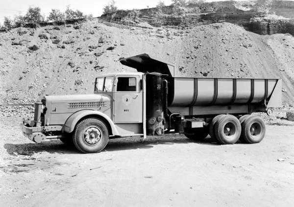 1942 SCANIA VABIS
