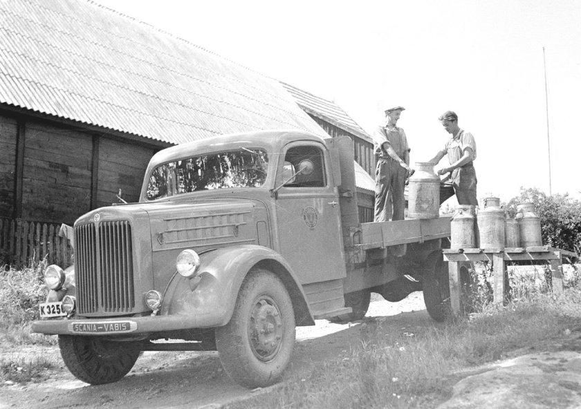 1948 SCANIA-VABIS L 13