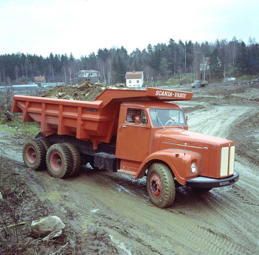 1960 SCANIA-VABIS LT 75