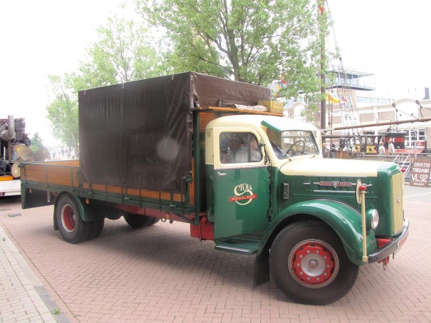 1960 SCANIA-VABIS