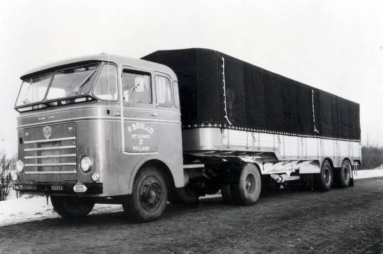 1961 Scania-Vabis LV 75 TB-46-79
