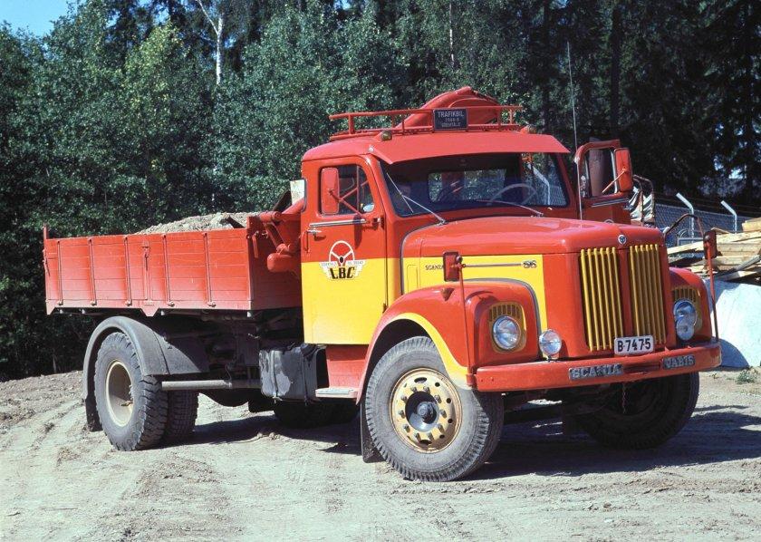 1962 SCANIA-VABIS L 56